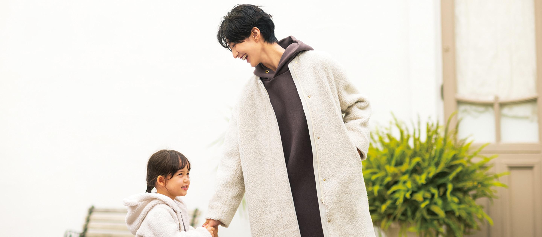 Maira Kamiyam × anyFAM 2021 Autumn Issue
