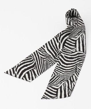 any FAM 【熱中症対策に】クール スカーフ ブラック系6