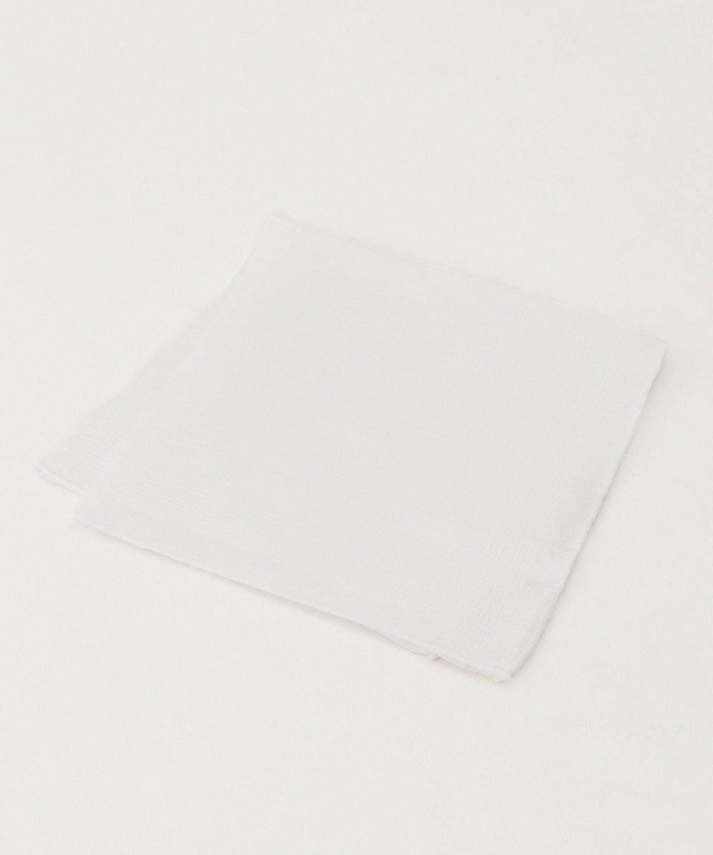 GOTAIRIKU LINENチーフ ホワイト系