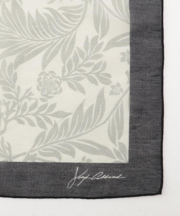 JOSEPH ABBOUD 【Made in Italy】ジャングルリーフ スカーフ
