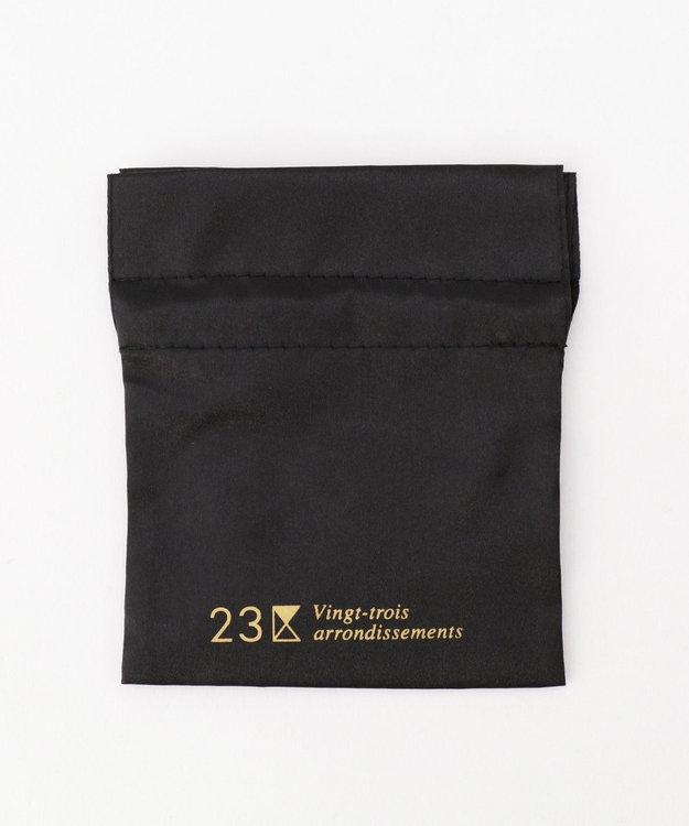 23区 パヴェMIXボール ネックレス