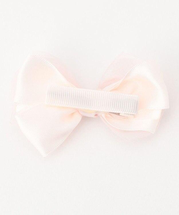 組曲 KIDS 【BABY雑貨】オーガンジーリボン ヘアバンド