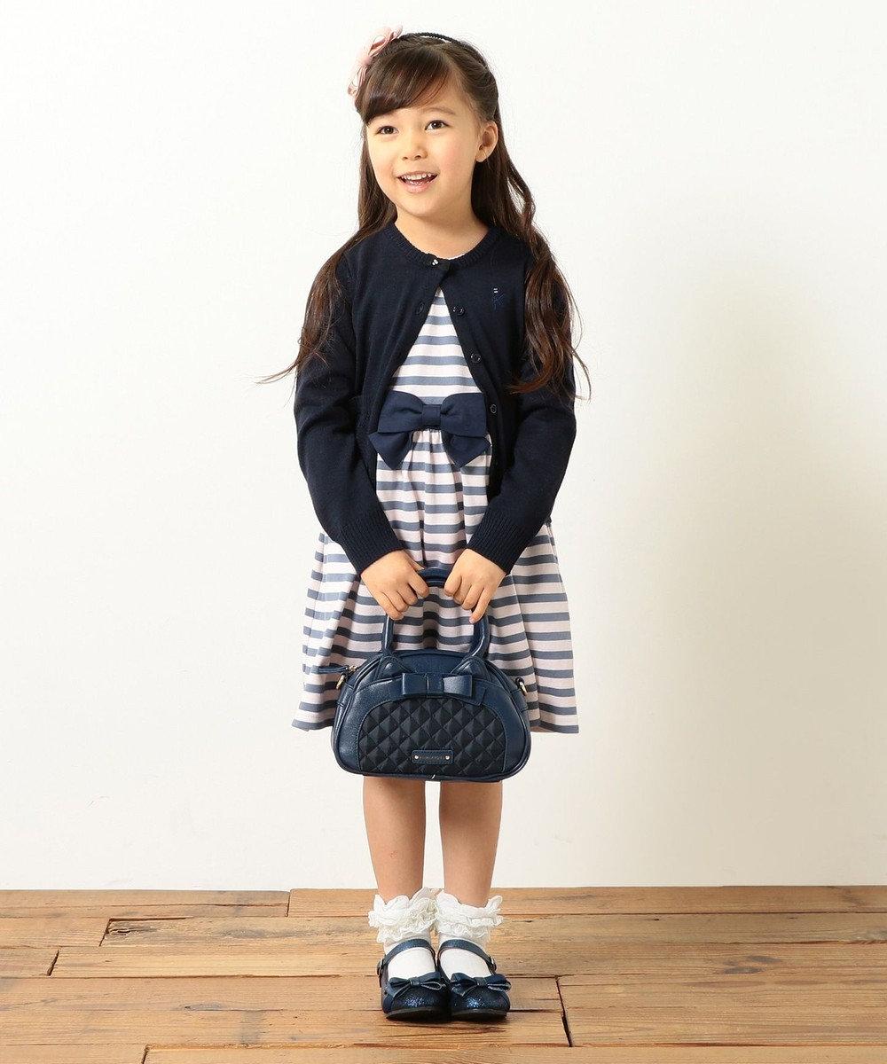 組曲 KIDS 【KIDS雑貨】フェルトリボンカチューシャ ピンク系