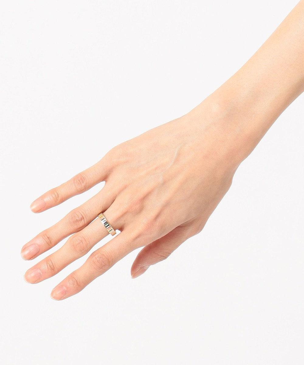 Paul Smith 【WEB限定カラーあり!】マルチカラー リング ホワイト系8