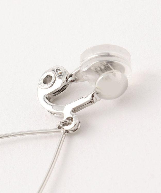 TOCCA 【TOCCA LAVENDER】TASSEL HOOP earrings イヤリング