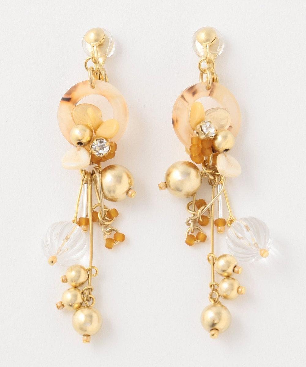 TOCCA 【TOCCA LAVENDER】SPLASH earrings イヤリング ゴールド系