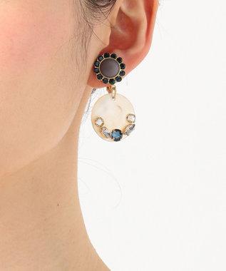 TOCCA 【TOCCA LAVENDER】BREEZE earrings イヤリング ブルー系