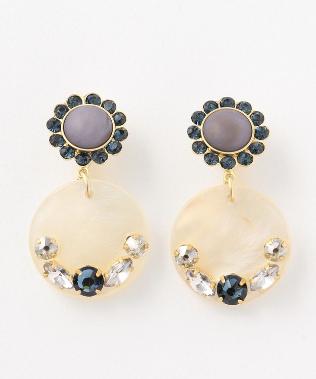 TOCCA 【TOCCA LAVENDER】BREEZE earrings イヤリング
