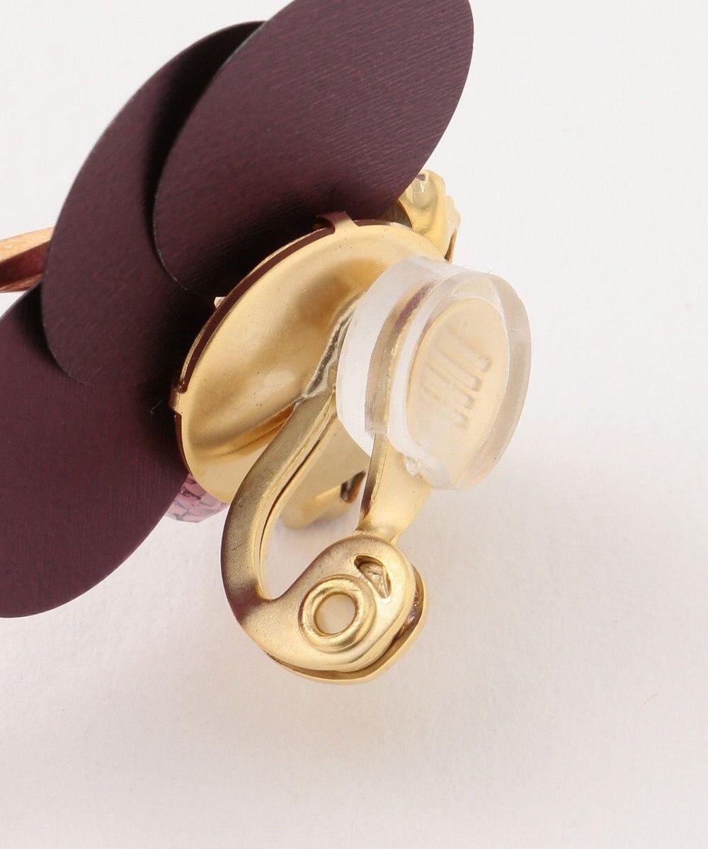 TOCCA 【TOCCA LAVENDER】TASSEL earrings イヤリング ワイン系