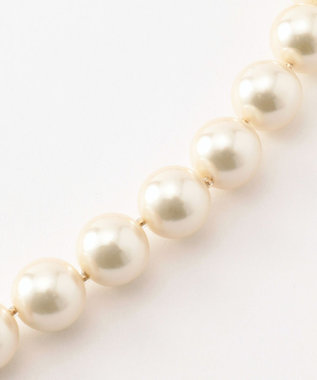 TOCCA PEARL SHORT NECKLACE ネックレス アイボリー系