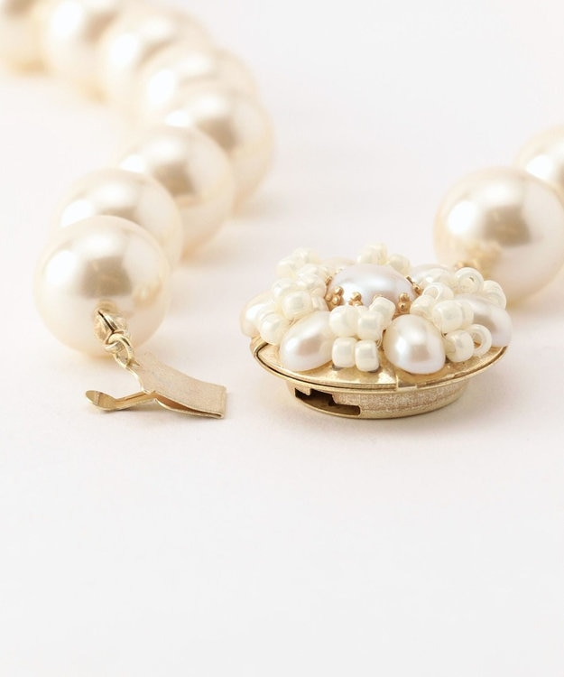 TOCCA PEARL SHORT NECKLACE ネックレス