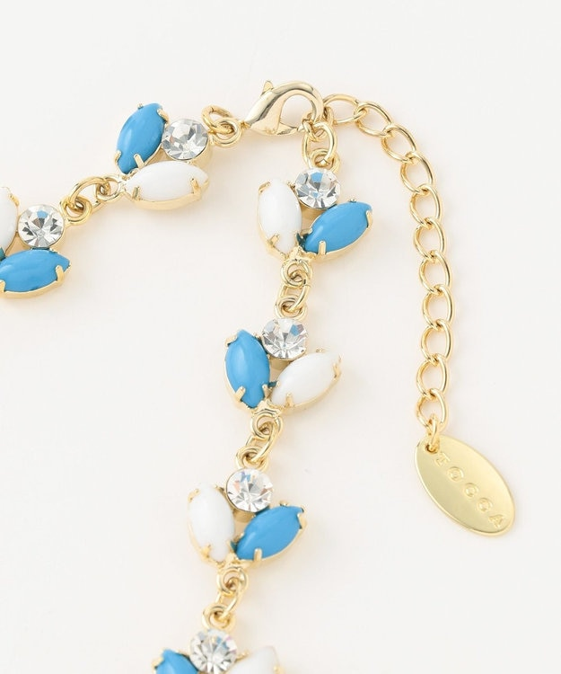 TOCCA SQUARE BIJOUX NECKLACE ネックレス