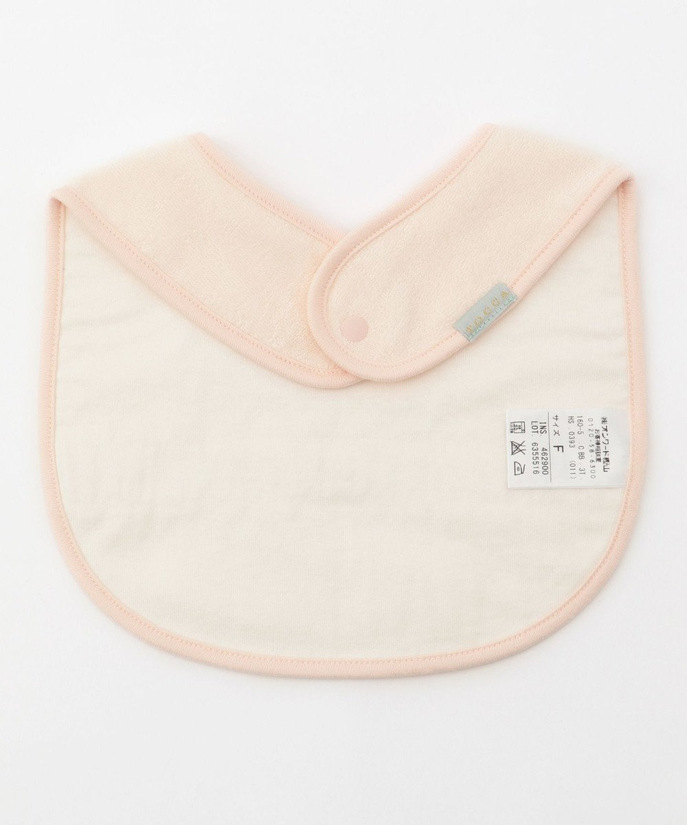TOCCA BAMBINI 【BABY雑貨】コンパクトパイル スタイ ローズ系