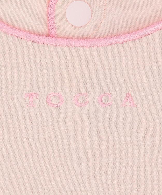 TOCCA BAMBINI 【BABY雑貨】スカラップリボン ビブ