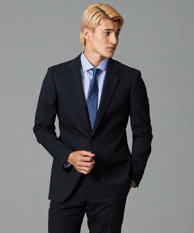 CK CALVIN KLEIN MEN 【スーツ】ミニスターウール ジャケット