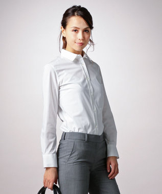 ICB L Cotton Shirting シャツ ホワイト系