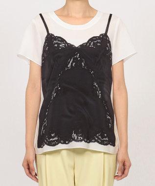 BEIGE, CASEY / Tシャツ ホワイト系