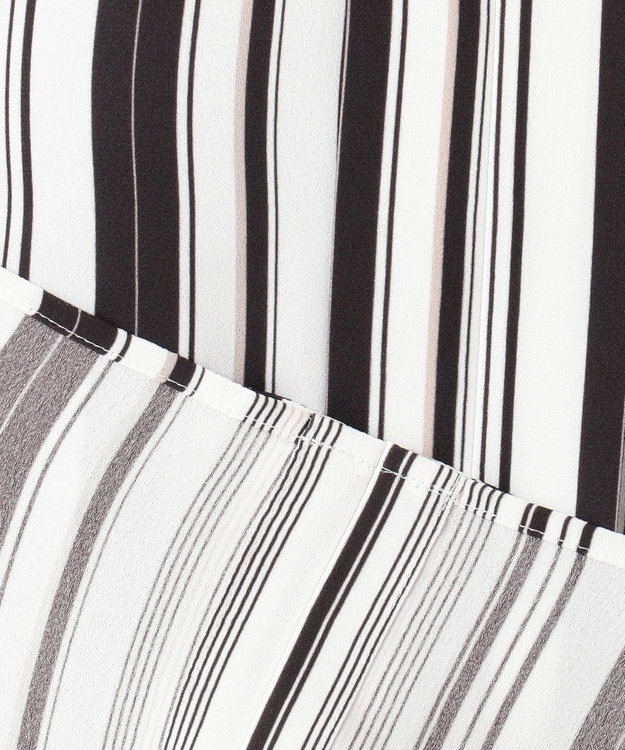 ICB Multi Stripe ブラウス