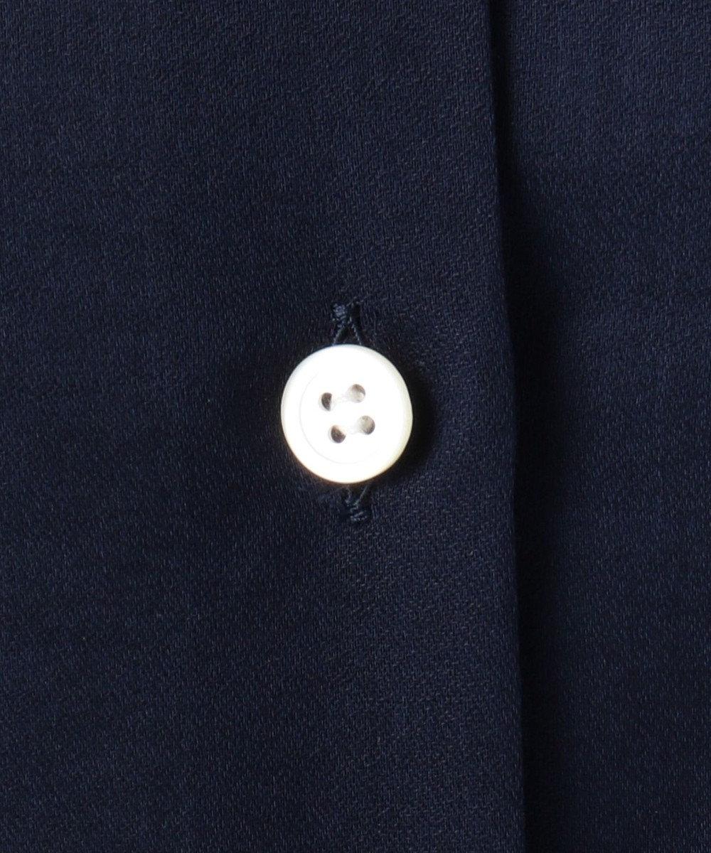 ICB 【WEB限定カラー】Mild Cotton ブラウス ネイビー系