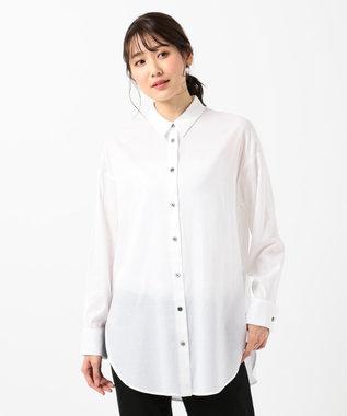 ICB 【WEB限定カラー】Mild Cotton ブラウス ホワイト系