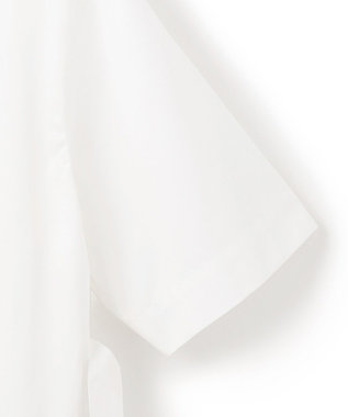 ICB REFINED COTTON ブラウス ホワイト系