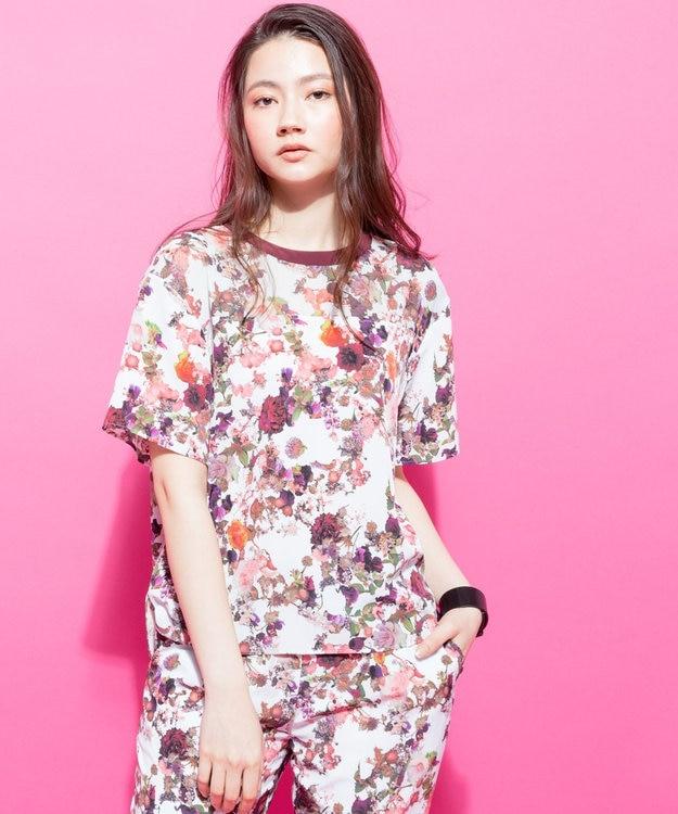 ICB 【セットアップ可 / 洗える】Bloom PT ブラウス