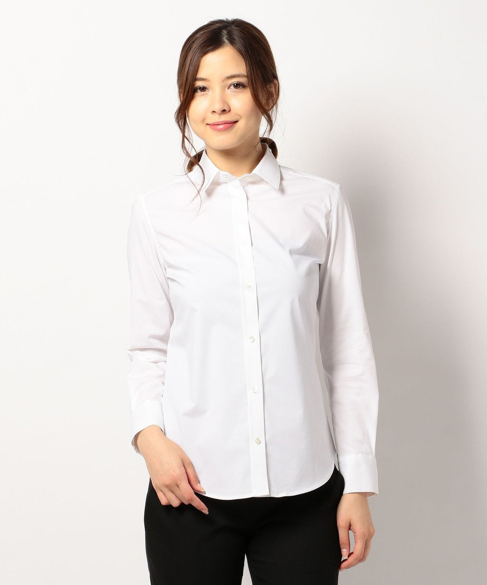 ICB Cotton Shirting シャツ ホワイト系