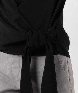 ICB 【セットアップ】Fied ブラウス ブラック系
