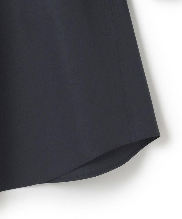 23区 【23区 lab.】ハイカウントブロード 七分袖デザイン ブラウス(番号S52)