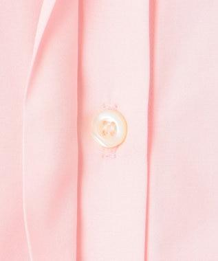 23区 【23区 lab.】ハイカウントブロード 前後差 シャツ(番号S54) ピンク系