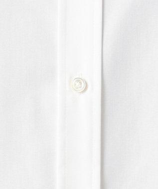 J.PRESS LADIES 【リクルート対応】イージーケア ブロード シャツ ホワイト系