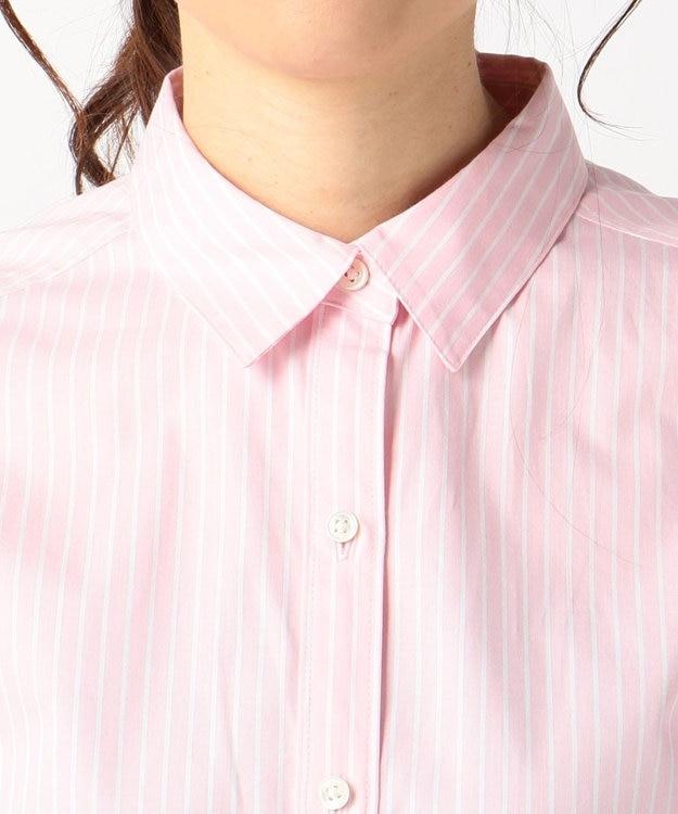 J.PRESS LADIES S 【洗える!】SOMELOS レギュラーカラーシャツ