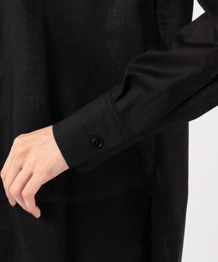 JOSEPH 【JOSEPH STUDIO・洗える】ピクセルシャツ ブラウス ブラック系