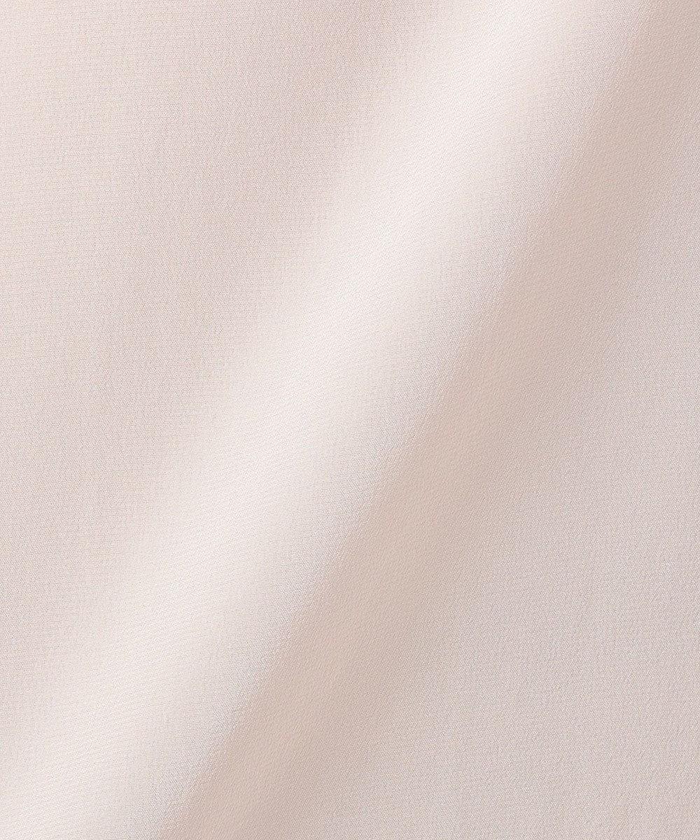 JOSEPH 【洗える】SOUTH / ドレイピーシルク ブラウス ピンク系