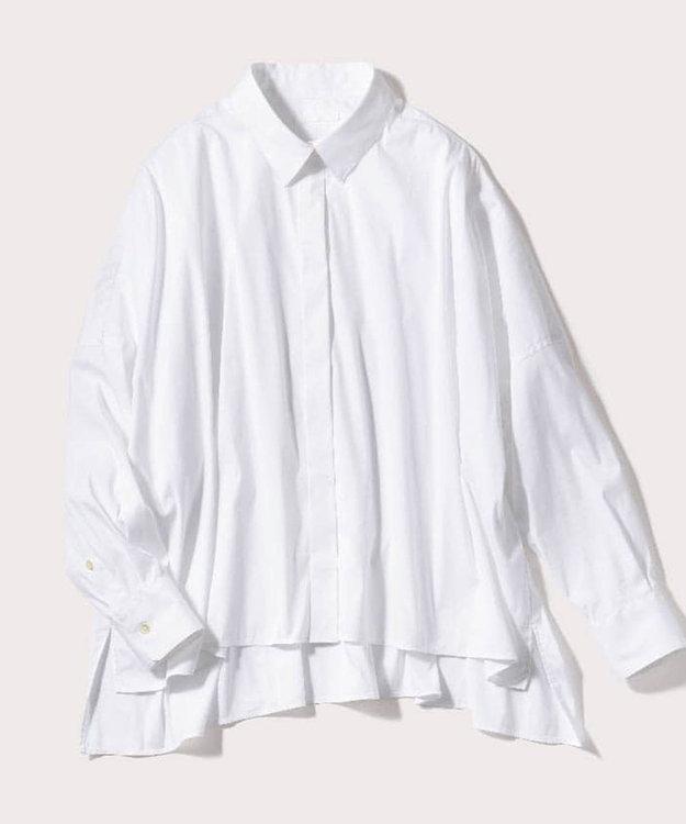 #Newans 【マガジン掲載】SOPHIE/ ワイドワイズシャツ(番号NE25)