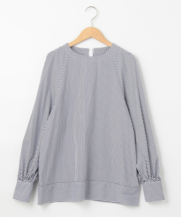 #Newans 【マガジン掲載】SOPHIE/ デフォルメスリーブシャツ(番号NF22)
