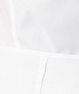 Paul Smith 【洗える!】ボタンストライププリントカフス シャツ WHITE