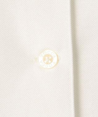TOCCA BAMBINI 【SCHOOL】ラッフルカラーブラウス ホワイト系