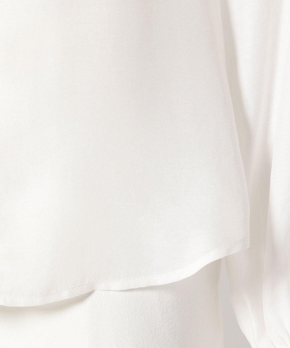 TOCCA BAMBINI 【SCHOOL】ピンタックレース ブラウス ホワイト系