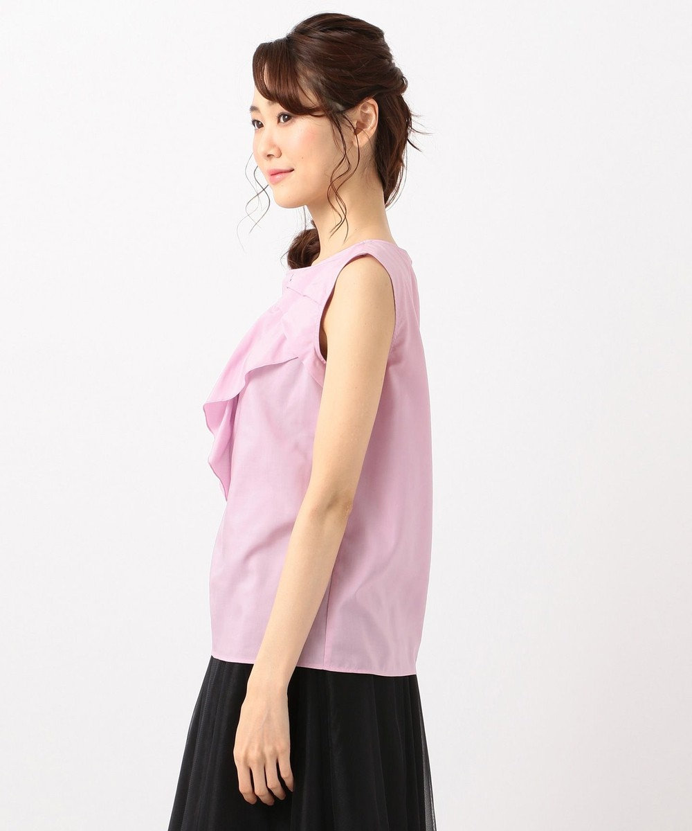 TOCCA 【CAPSULE COLLECTION】CHARLOTTE ブラウス ライラック系