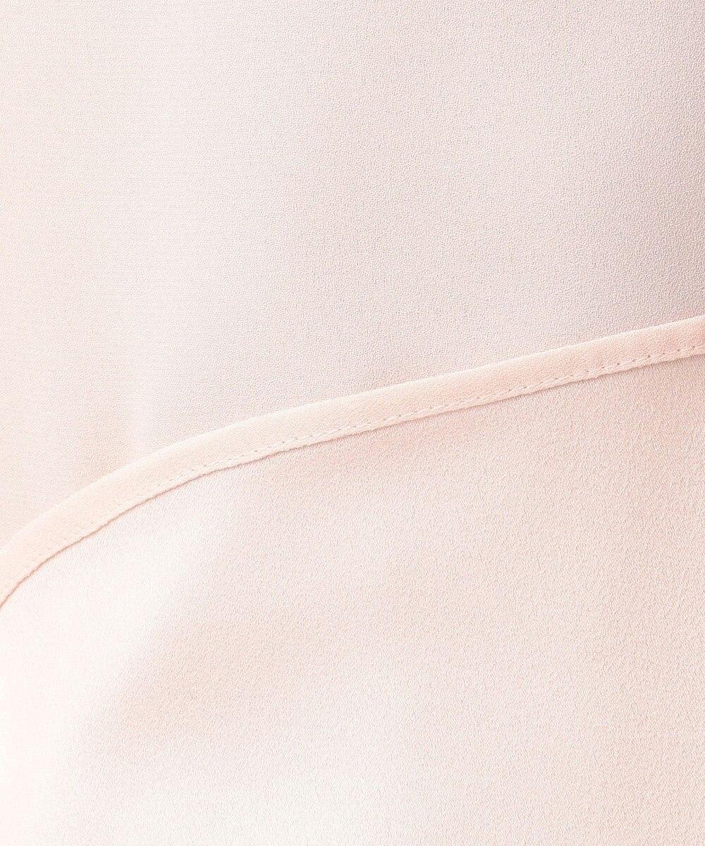 TOCCA 【洗える!】CROGUEM BOUCHE ボウタイブラウス ピンク系