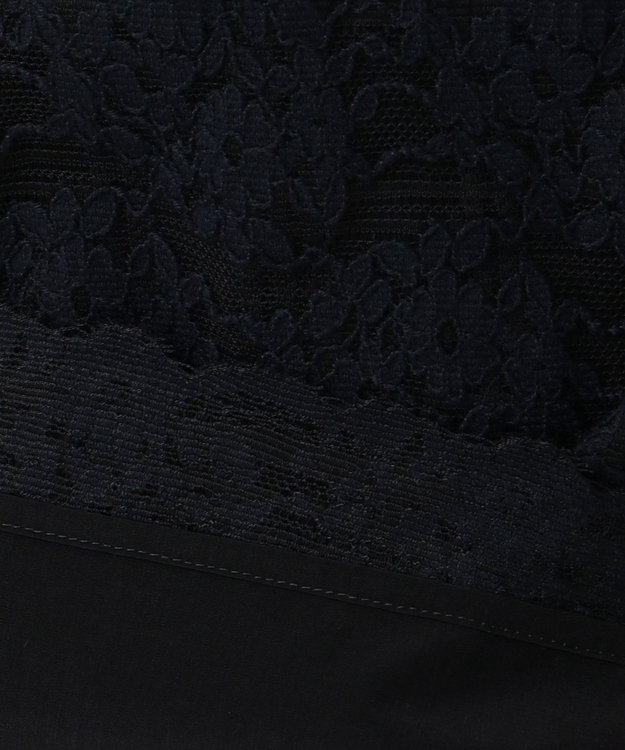 自由区 【マガジン掲載】フラワージャカード レースブラウス(検索番号F56)