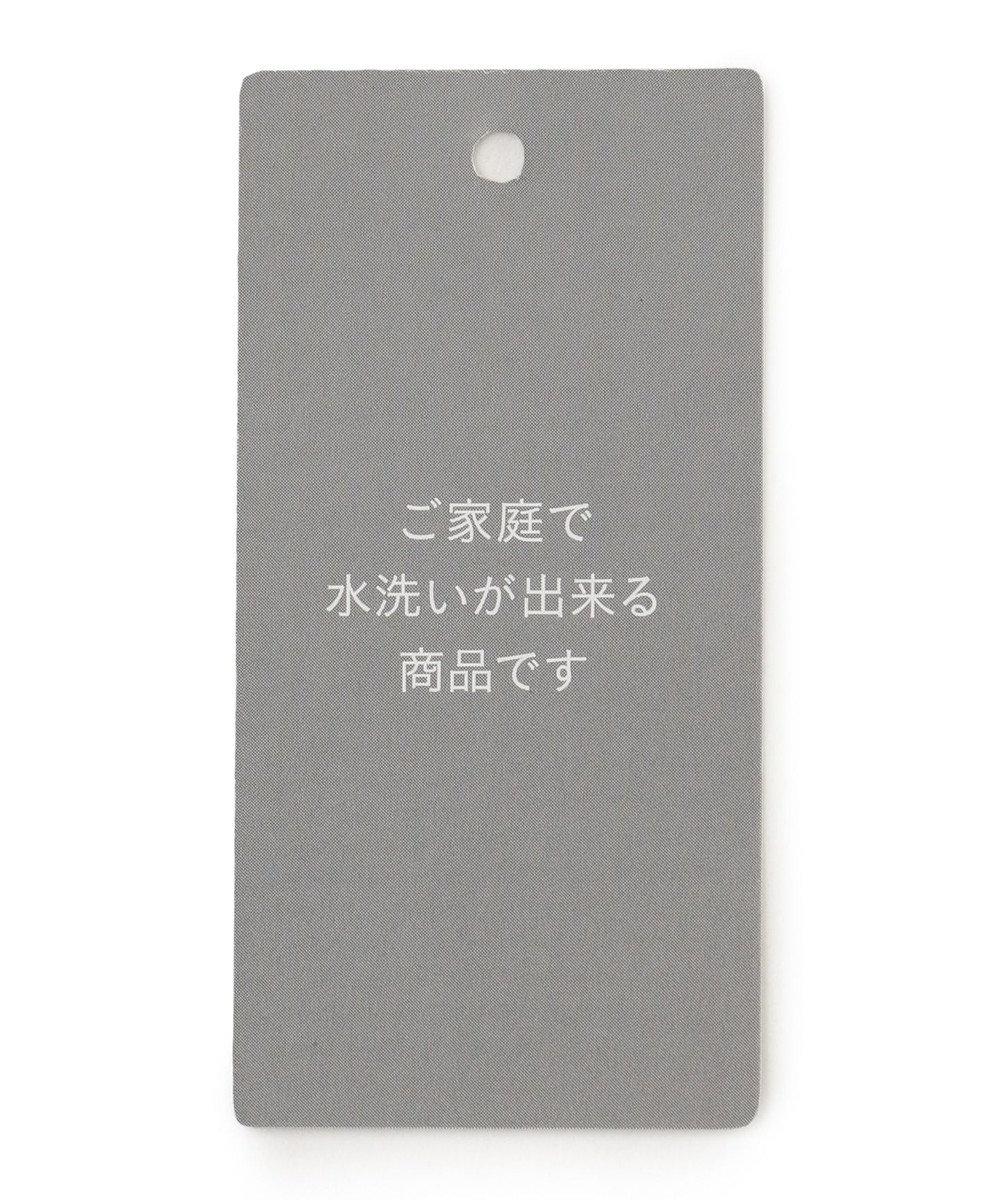 自由区 【洗える】フラワーブーケ プリントブラウス ライトイエロー系5