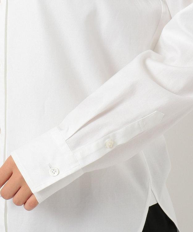 23区 L 【洗える】Cancliniチュニック シャツ