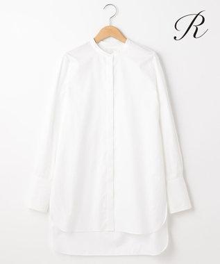 23区 S 【R(アール)】THOMAS MAISON GOLDEN SHIRTING シャツ ホワイト系