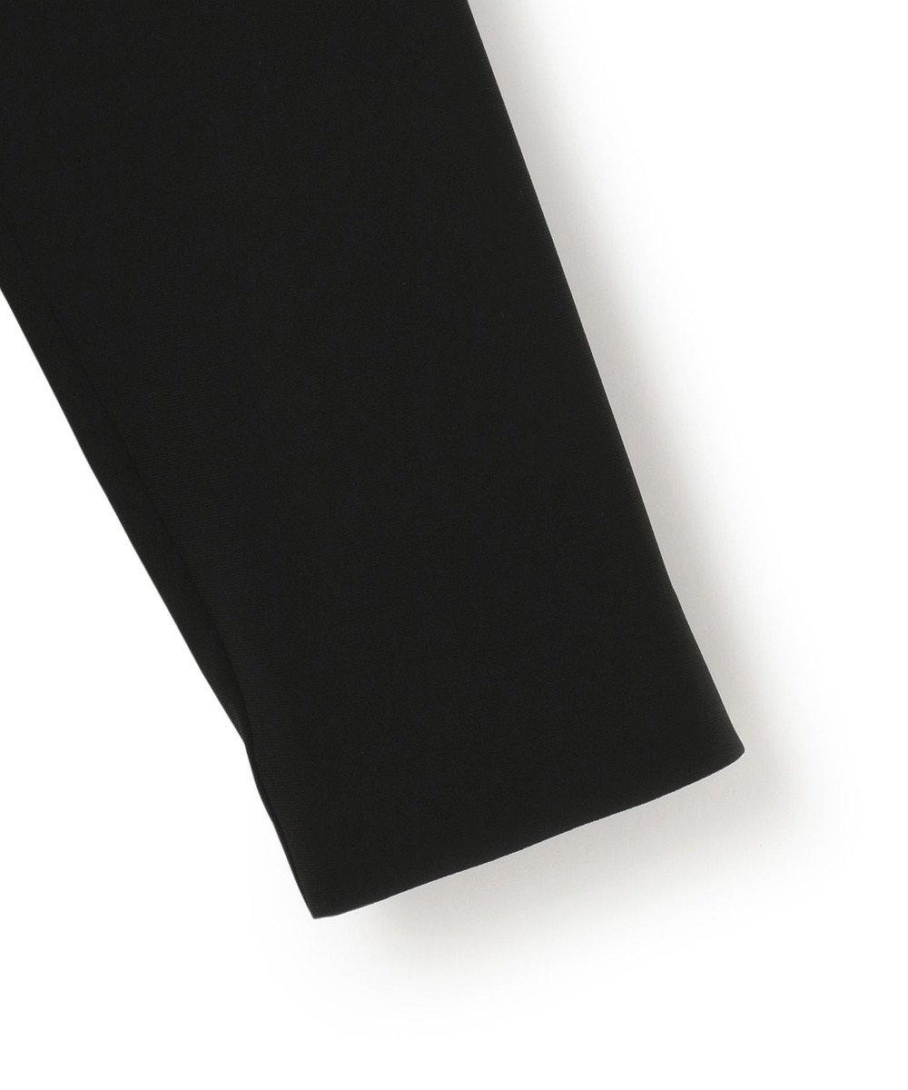 23区 S 【セットアップ対応】トリアセダブルジョーゼット ブラウス ブラック系