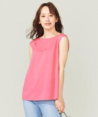 組曲 【Rythme KUMIKYOKU】ハイゲージジャージ バックリボンTシャツ ピンク系