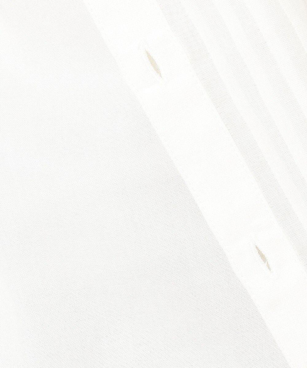 組曲 【Rythme KUMIKYOKU】レースコンピオーガン ブラウス ホワイト系