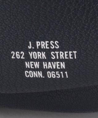 J.PRESS MEN 【マイクロファイバー】3WAY ビジネスバッグ ネイビー系
