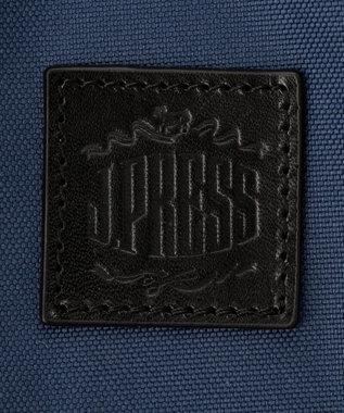 J.PRESS MEN 2WAYポリエステルトート バッグ(検索番号W134) ネイビー系